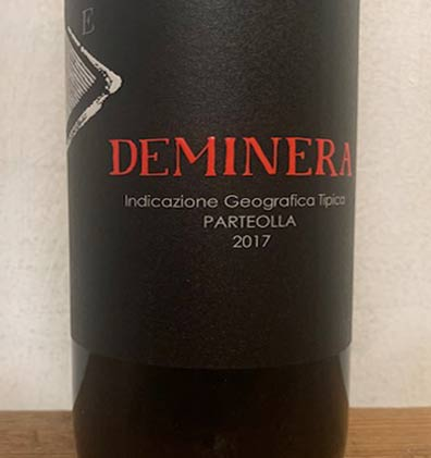 Deminera Cannonau - Sa Defenza - Vinoir Shop
