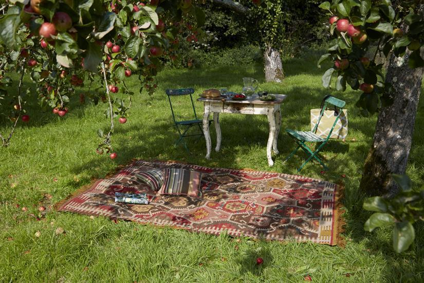 Beautiful rugs perfect for indoor and outdoor use