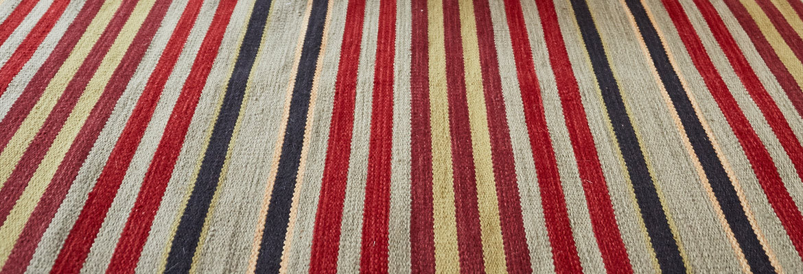 Regimental Stripe Rug