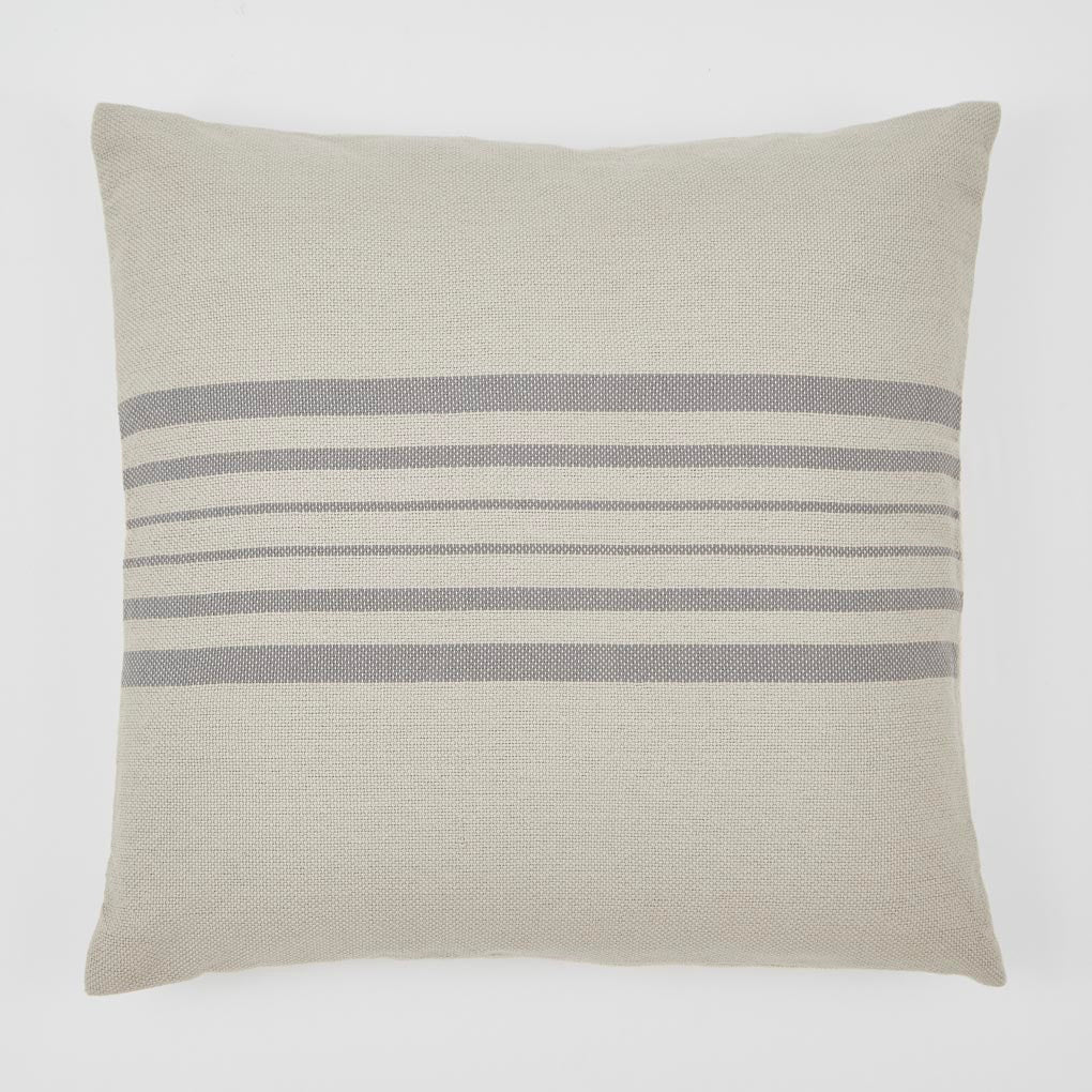 Antibes Linen & Grey Cushion