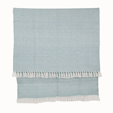 diamond large products green weaver teal blanket full