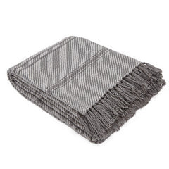 Oxford Stripe Tabby Blanket
