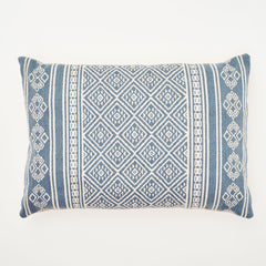 Kalkan Navy Cushion
