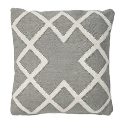 Juno Dove Grey Cushion