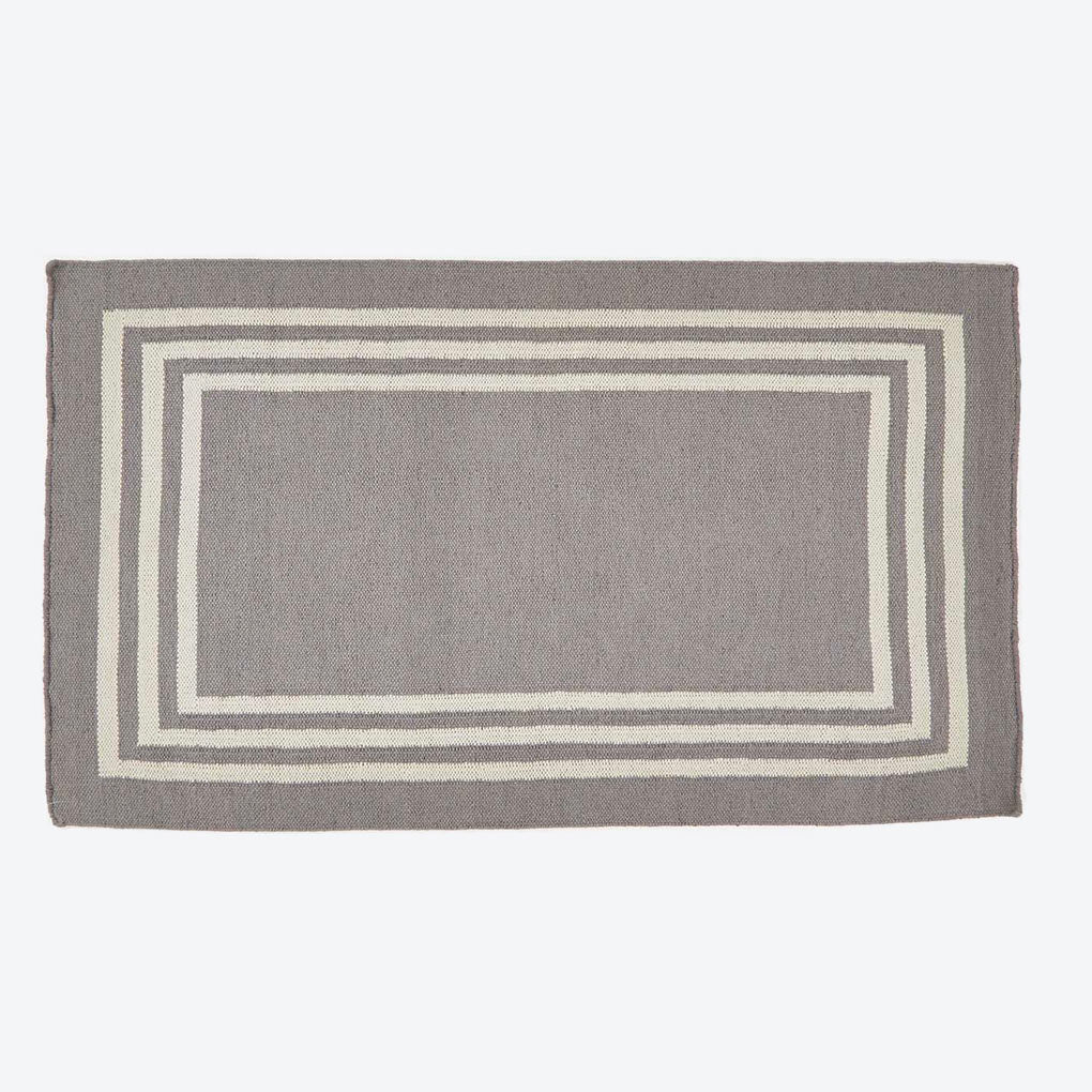 Grey Maxime Rug Free Uk Delivery Weaver Green
