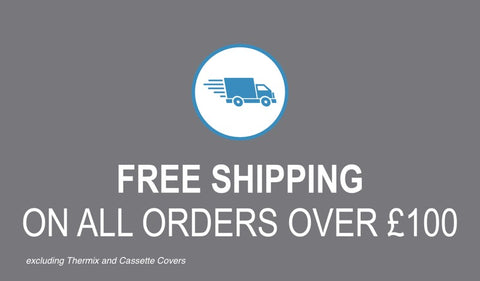 Free shipping on all order over £100