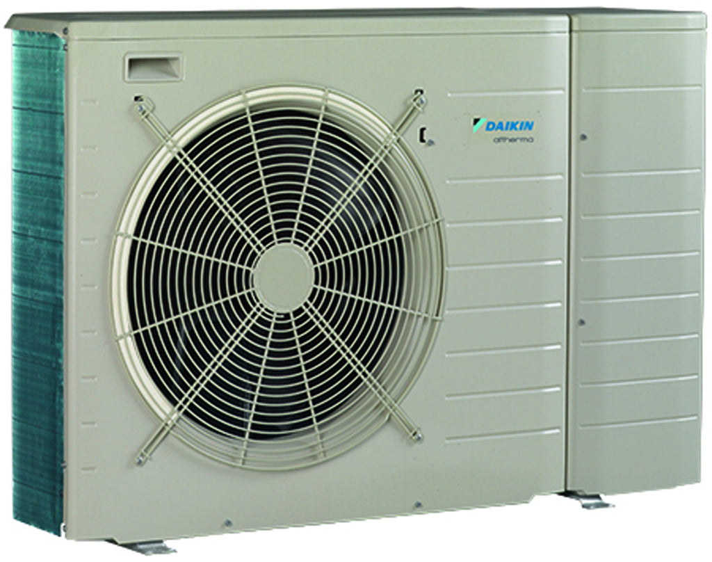 Daikin Air Conditioning Low Temperature Monobloc Heat Pump EDLQ-CV3
