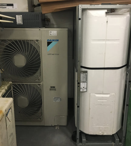 Daikin Air to Water 14kw Heat Pump *Brand new