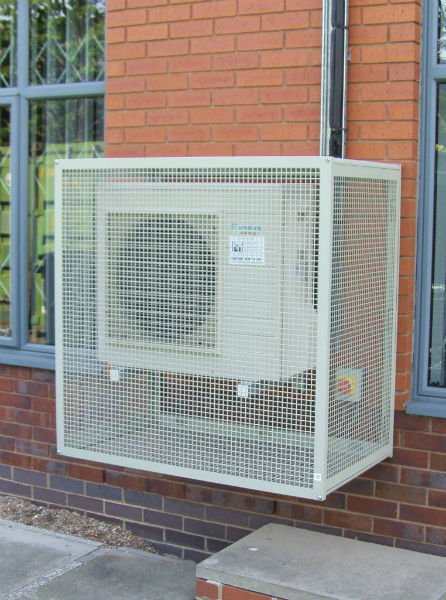 Easy Fit Unit Guard Large - O/A 1450h x 1150w x 650d