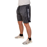Performance shorts - Nordic Strength (2-layered grey)