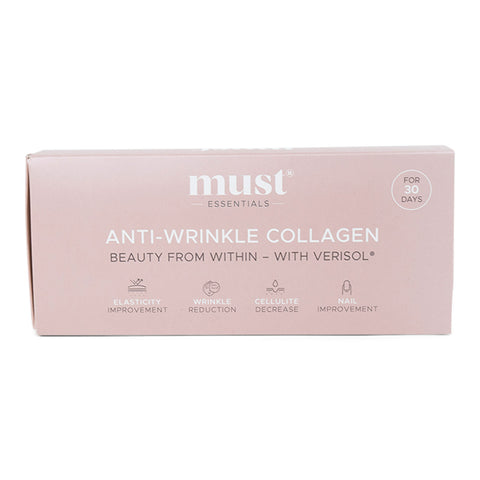 Must Essentials - Beauty Collagen w. Verisol® 30 sticks 2,5 g