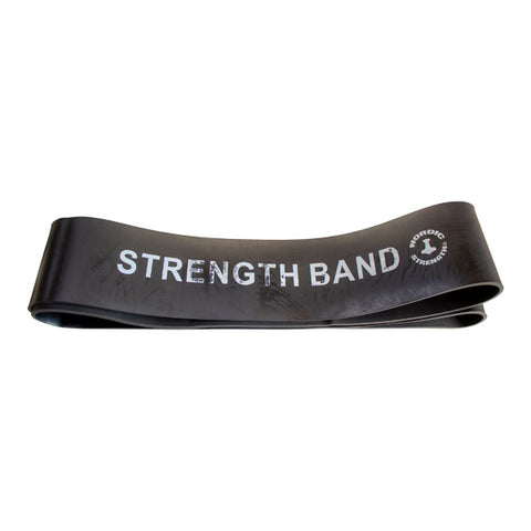 Strength band black