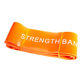 Strength band orange