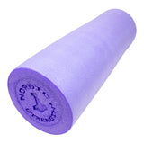Foam roller glat - 45 cm (Purple edition)