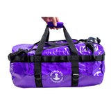 Duffel bag - Nordic Strength lilla (50 liter)