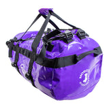 Duffel bag - Nordic Strength lilla (70 liter)