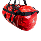 Duffel bag - Nordic Strength rød (50 liter)