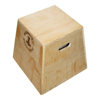 Jump box Nordic Strength - 3 i 1