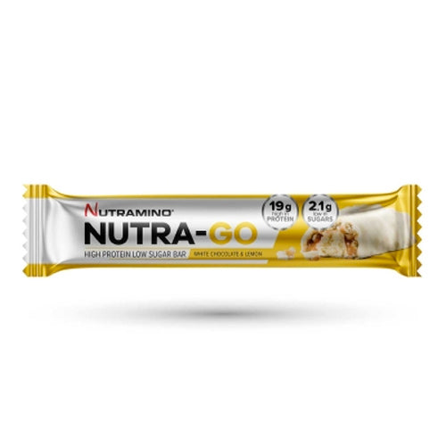 Nutra-GO Proteinbar White chocolate & Lemon (1 stk)