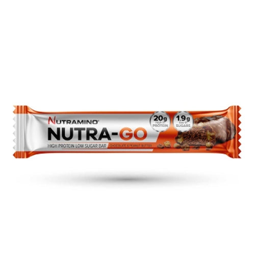 Image of   Nutra-GO Proteinbar Chocolate & Peanut butter