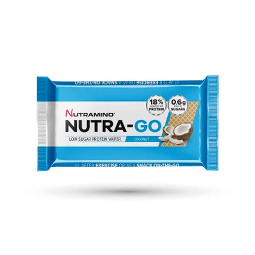 Nutra-Go Protein Wafer Coconut (1 stk)