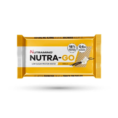 Image of   Nutra-Go Protein Wafer Vanilla