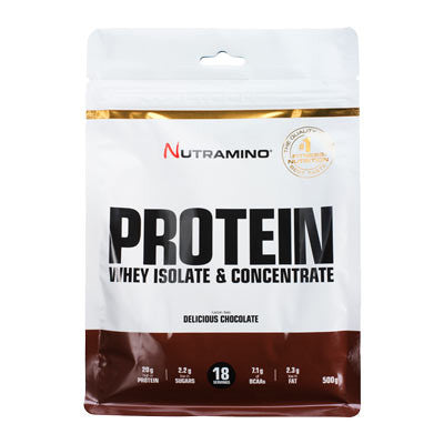 Image of   Nutramino delicious chocolate 500g