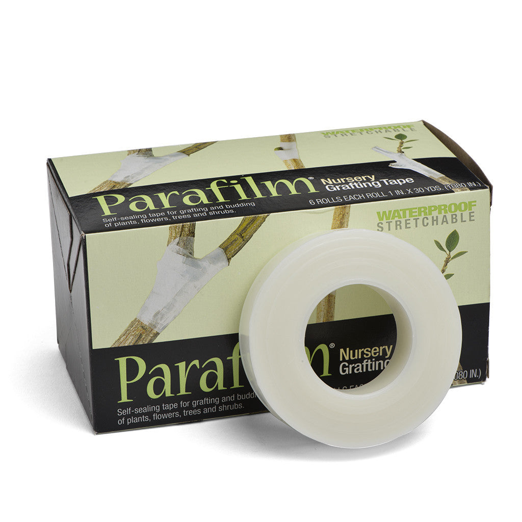 Parafilm Grafting Tape, 25mm x 27m -  6Pc Parafilm Budding/Grafting Tape 25mm x 27m - Gardening Accessories