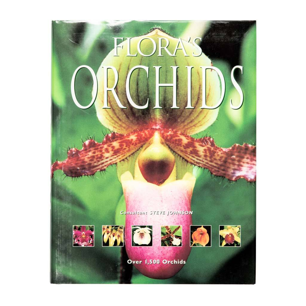 Flora's Orchids -   - Books