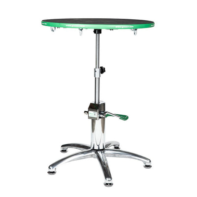 Green T Professional Hydraulic Lift Bonsai Turntable -  Green T PLUS Professional Hydraulic Lift Bonsai Turntable - Gardening Accessories