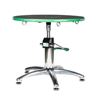 Green T Professional Hydraulic Lift Bonsai Turntable -  Green T Standard Turntable - Gardening Accessories