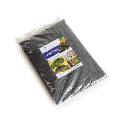 Japanese Lava Stone, Medium, 0-10mm -  5L Japanese Lava Stone, Medium, 0-10mm - Growing Mediums