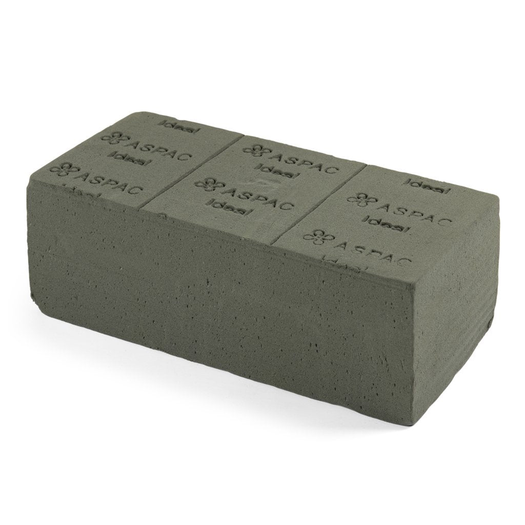 Aspac Ideal block. 7.5 x 23 x 11cm -   - Florists Supplies