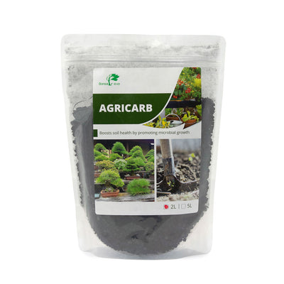 AgriCarb, Agricultural Carbon -  2L AgriCarb-GAC (Around 0.76kg) - Growing Mediums