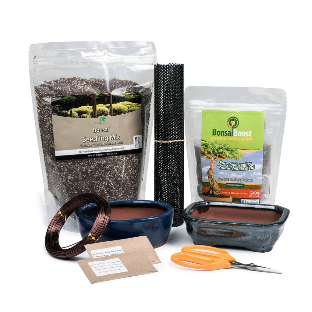 Bonsai Apprentice Collection -   - Bundles and Gift sets
