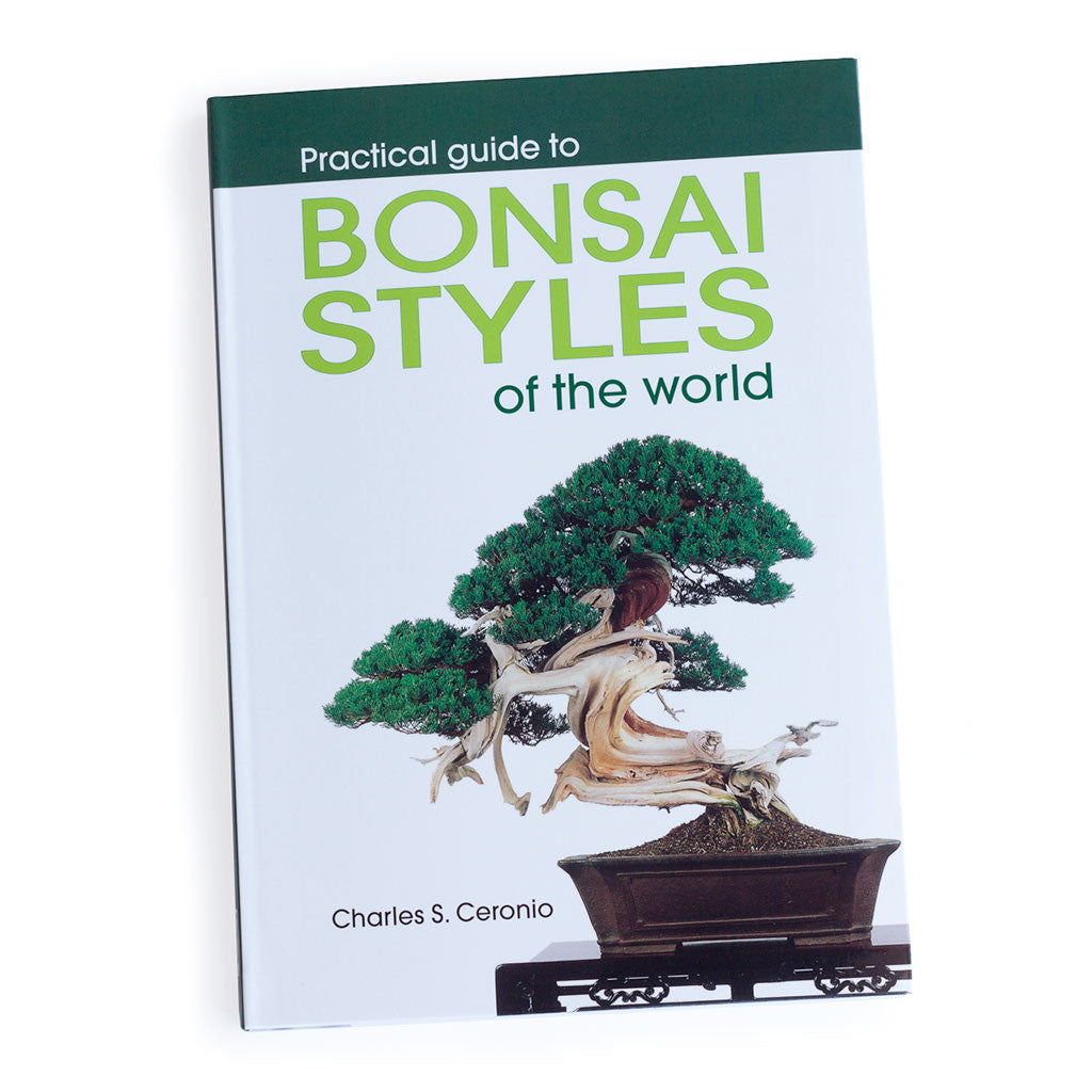 Practical Guide to Bonsai Styles of the World by Charles S. Ceronio -   - Books
