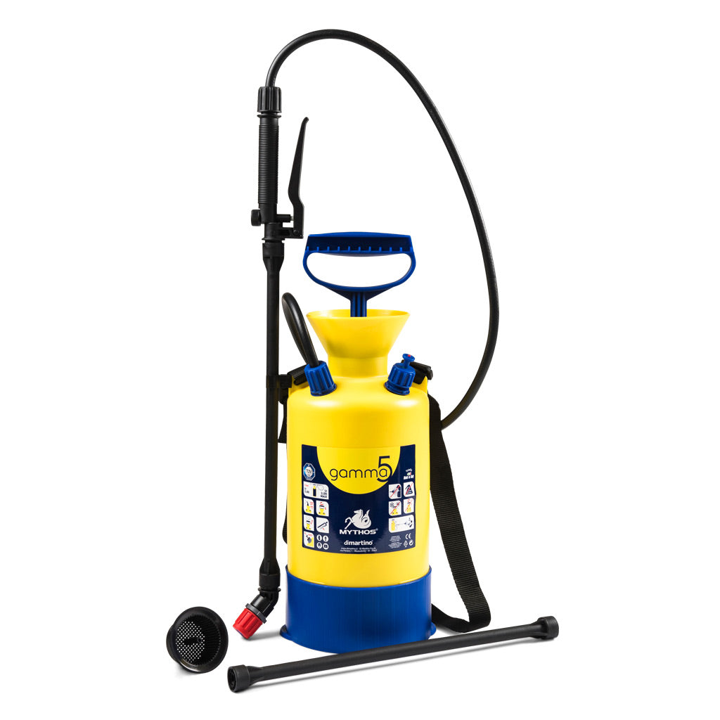 Gamma 5 Pressure Sprayer -   - Gardening Accessories