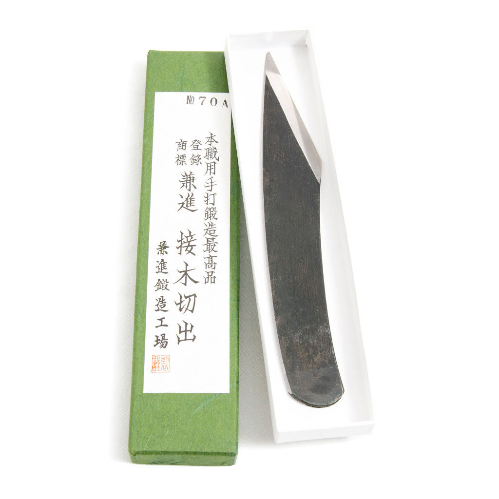 Kaneshin Handmade Grafting Knife, 190mm -   - Tools