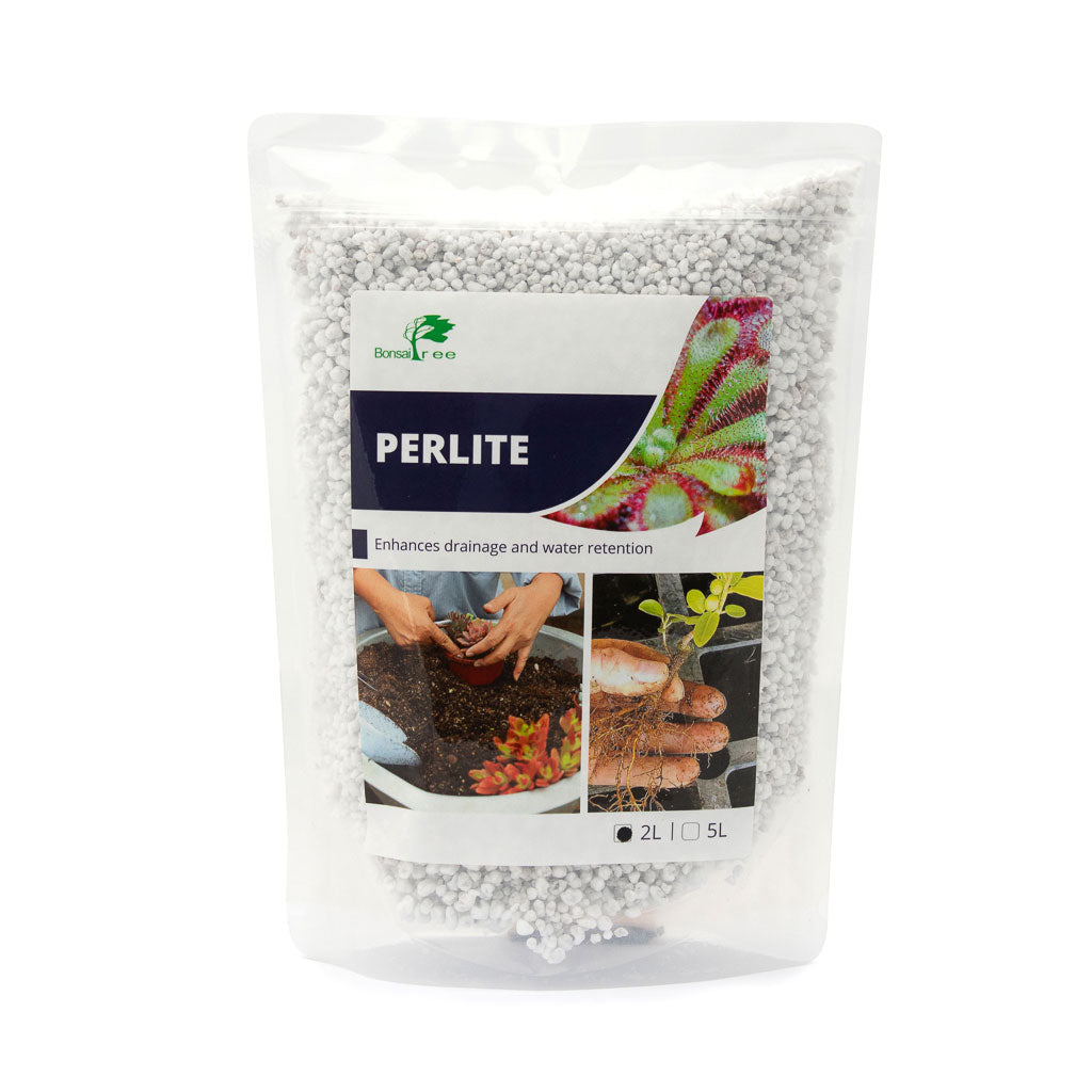 Perlite -  2L bag - Growing Mediums