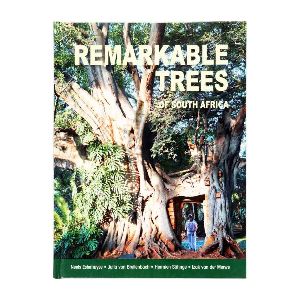 Remarkable Trees of South Africa -   - Books