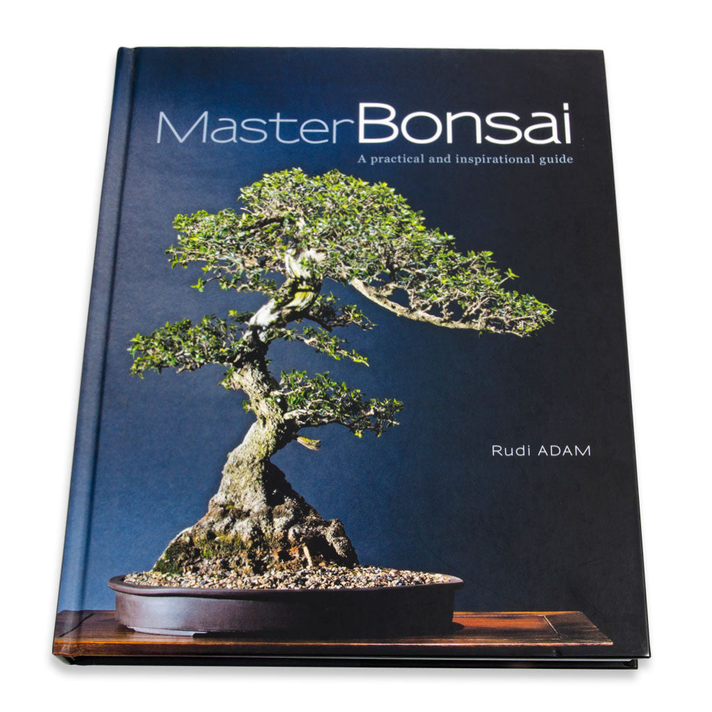 Master Bonsai by Rudi Adam -   - Books