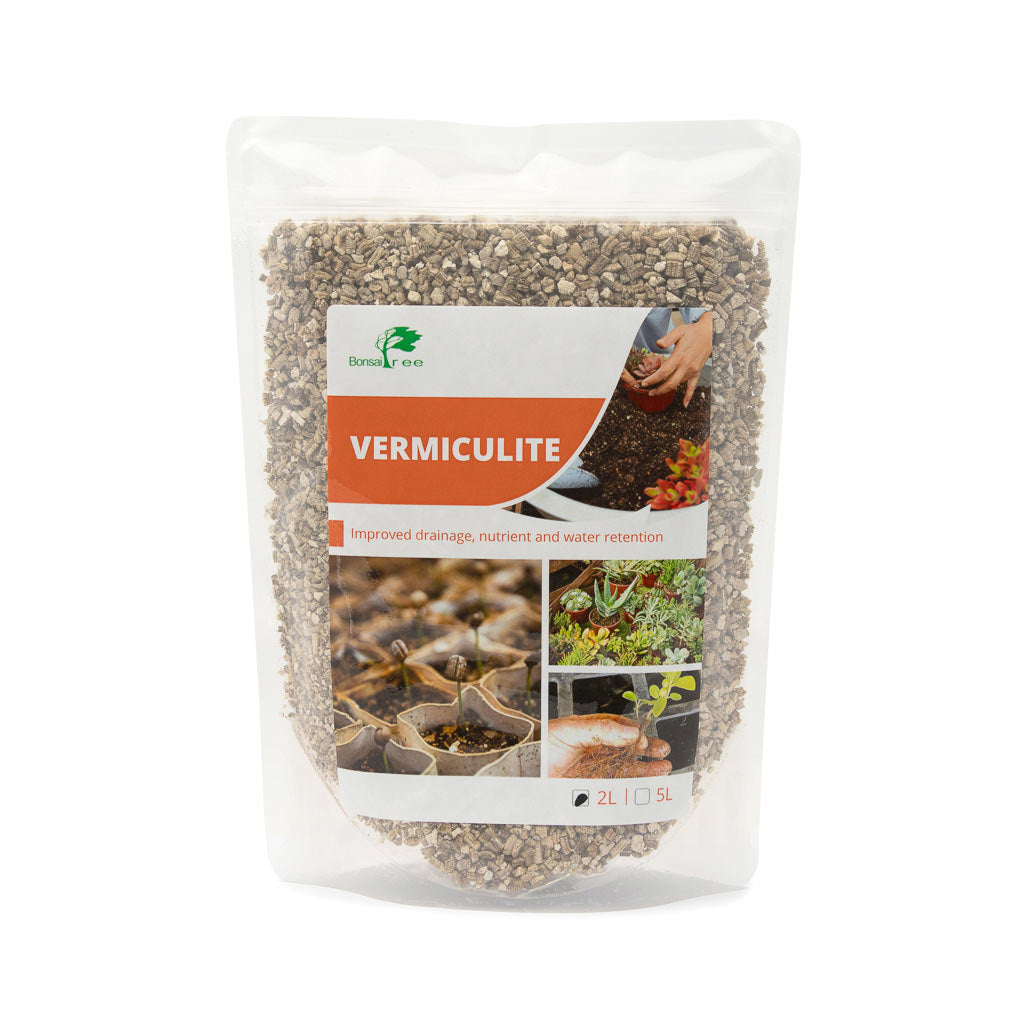 Vermiculite -  2L Coarse Vermiculite - Growing Mediums
