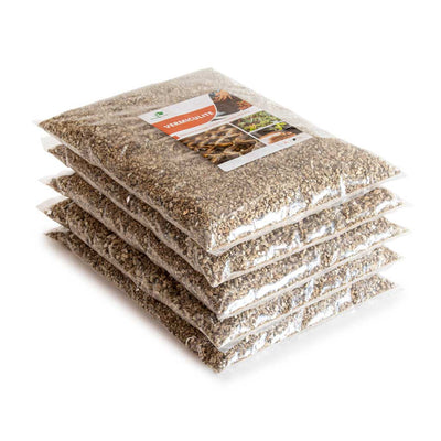 Vermiculite -  Coarse Vermiculite. Bulk Purchase (25L) - Growing Mediums