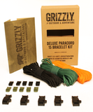 Grizzly Bushcraft 15 Bracelet Paracord Kit