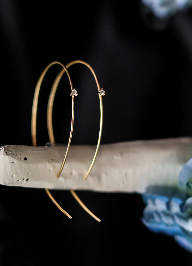 LIVEN wire hoops