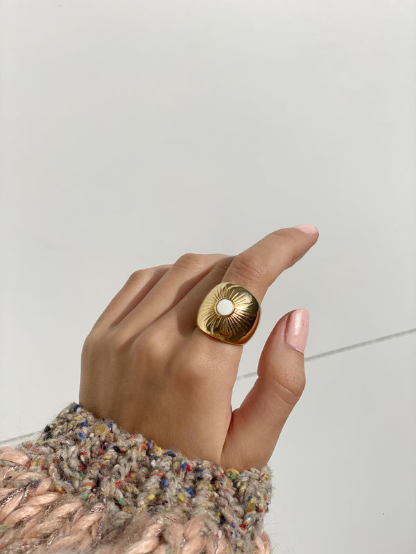 SAREE BURST Ring