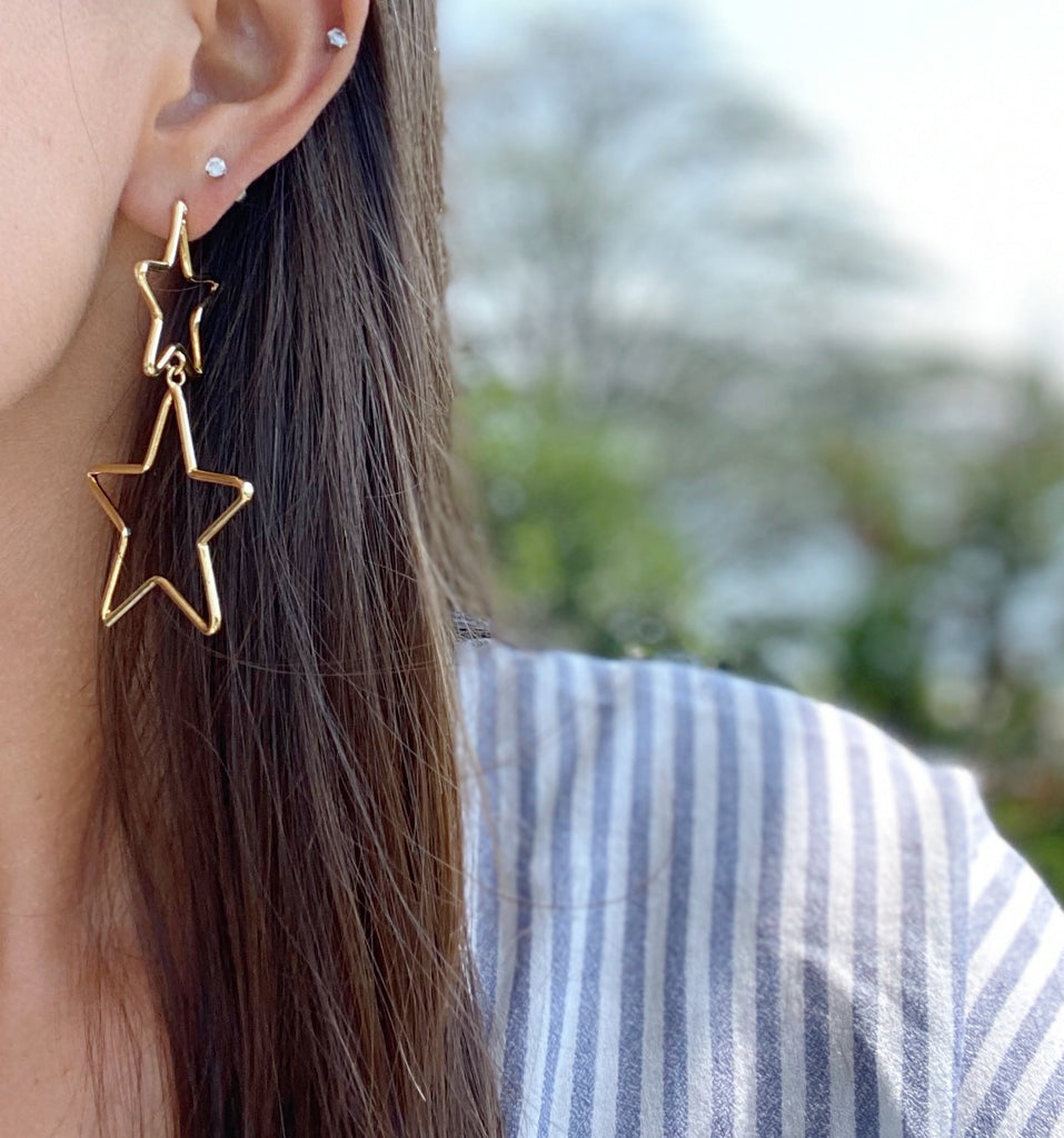 MADDIE Star Earrings