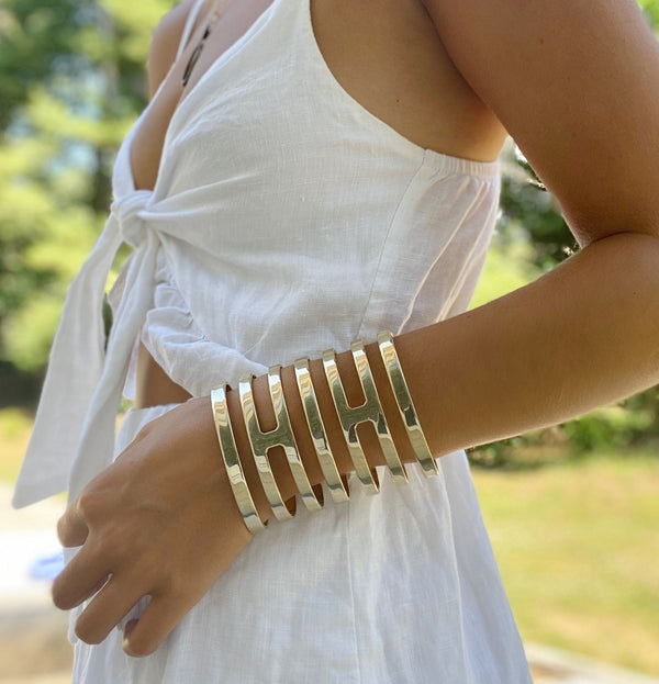 HAYLEY Highway Cuff - Large