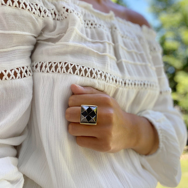 PIA ROCKER RING