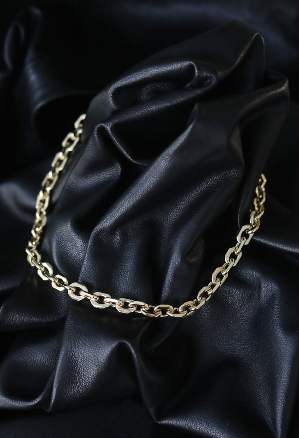 CARA Link Chain Necklace